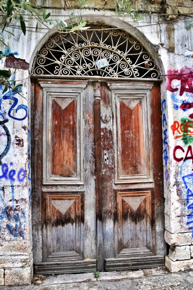 Ioannina Door 5 LR