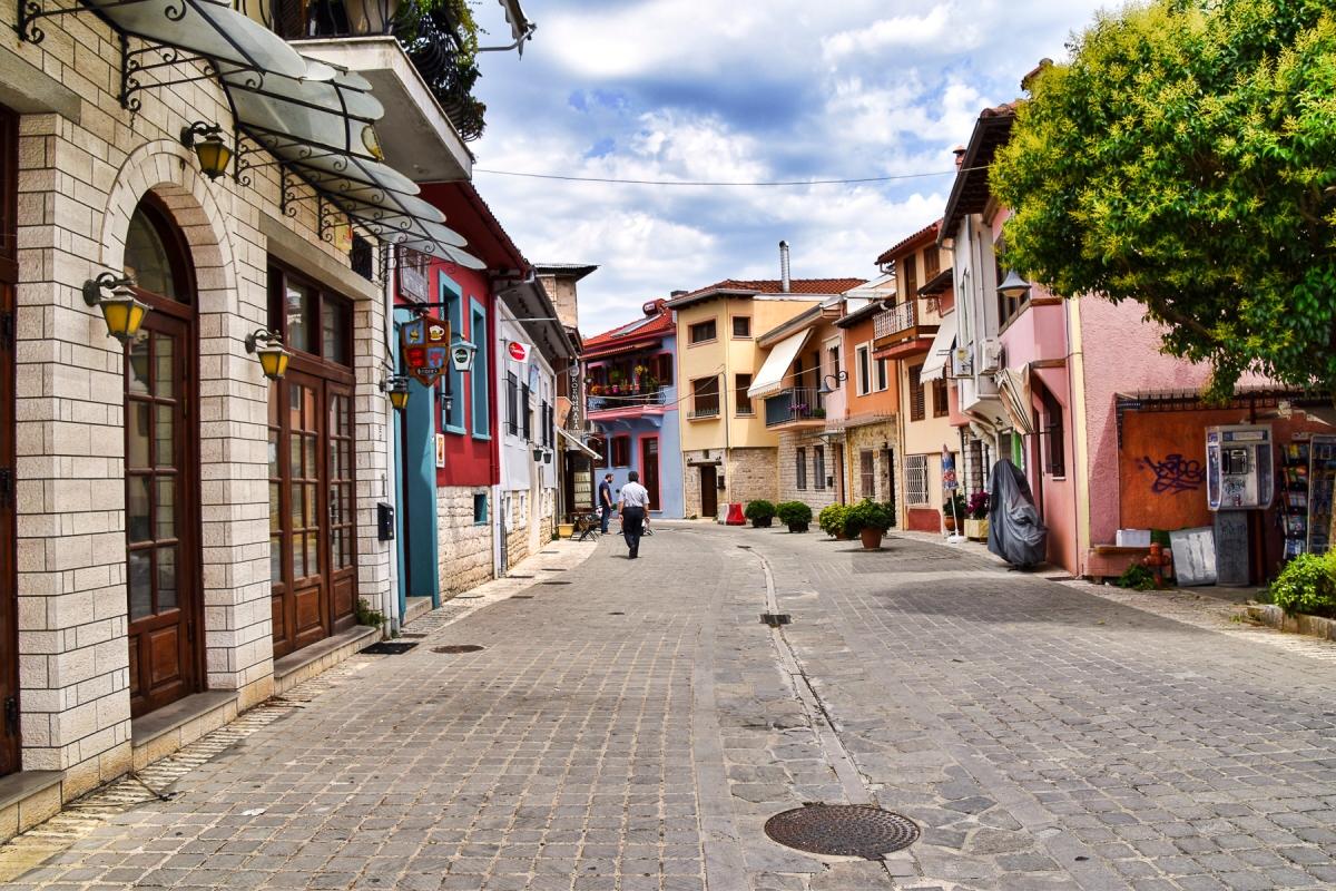 Ioannina Street Scene 1 LR