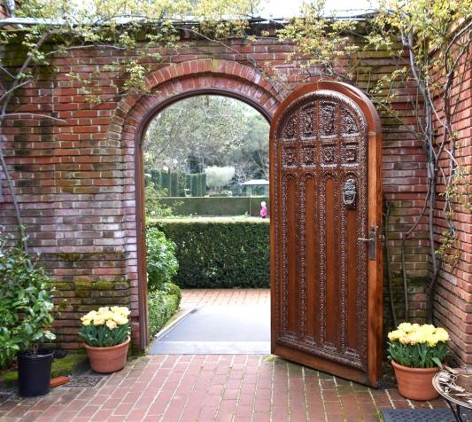 Filoli Doors 2