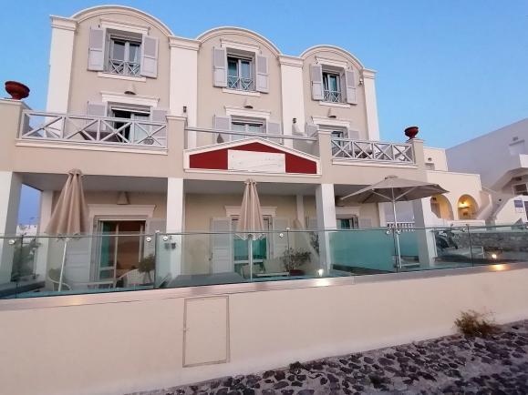 Santorini - Hotel