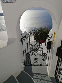 Santorini - View of Caldera 3