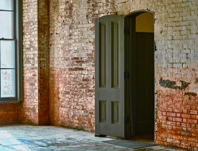 Fort Point Door PS Version