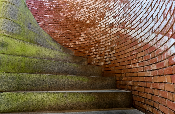 Fort Point Staircse