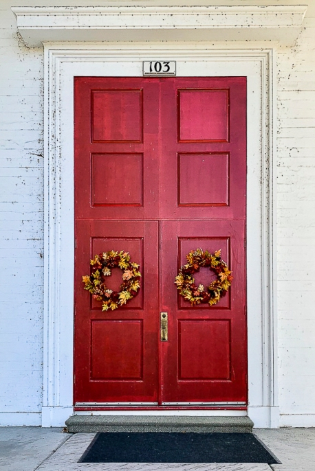 Collinsville Church Red Door Final