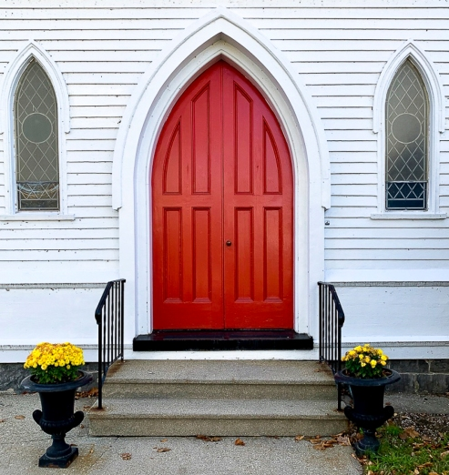 New Hartford Church Red Door Final