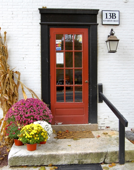 Riverton Red Door